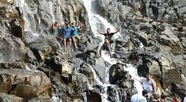 looking for a perfect destination away from the cities .... Pack ur bags time to go to amboli falls