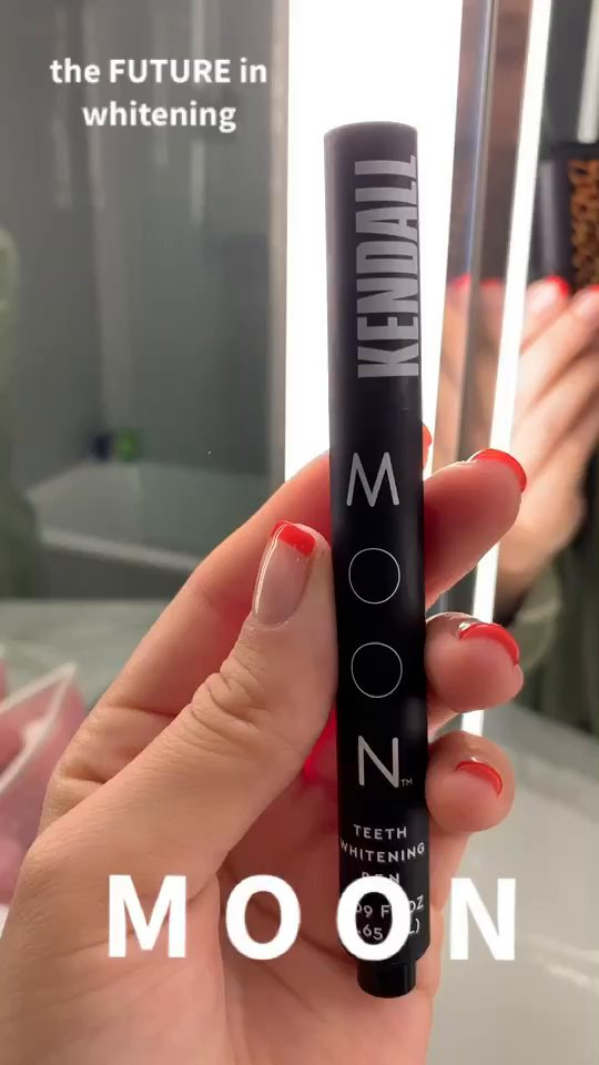Moon Oral Care Kendall Jenner Teeth Whitening Pen Reviews Supergreat