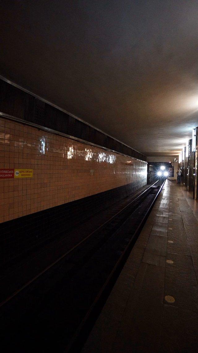 Underground Subway Arrival thumbnail