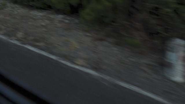 View From a Driving Car thumbnail