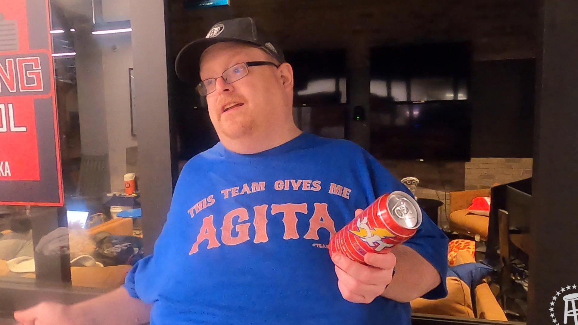 Tank's Taste Test Jolt Cola