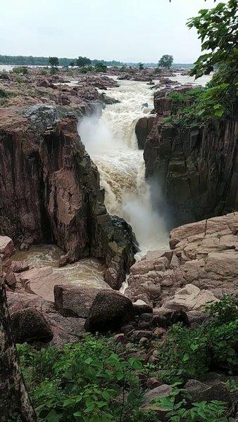 Raneh falls. MP. August.