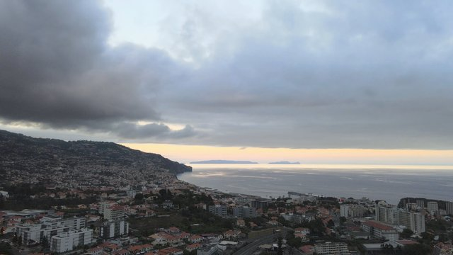 Funchal City at Golden Hour thumbnail
