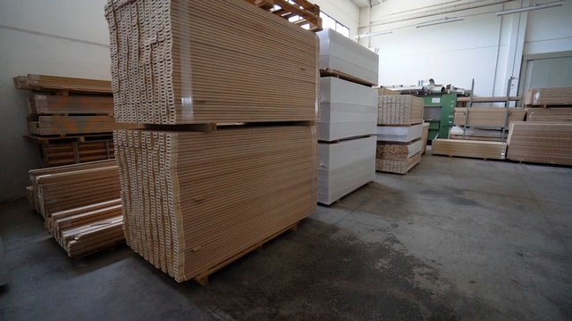 Wood Piles in Storage  thumbnail
