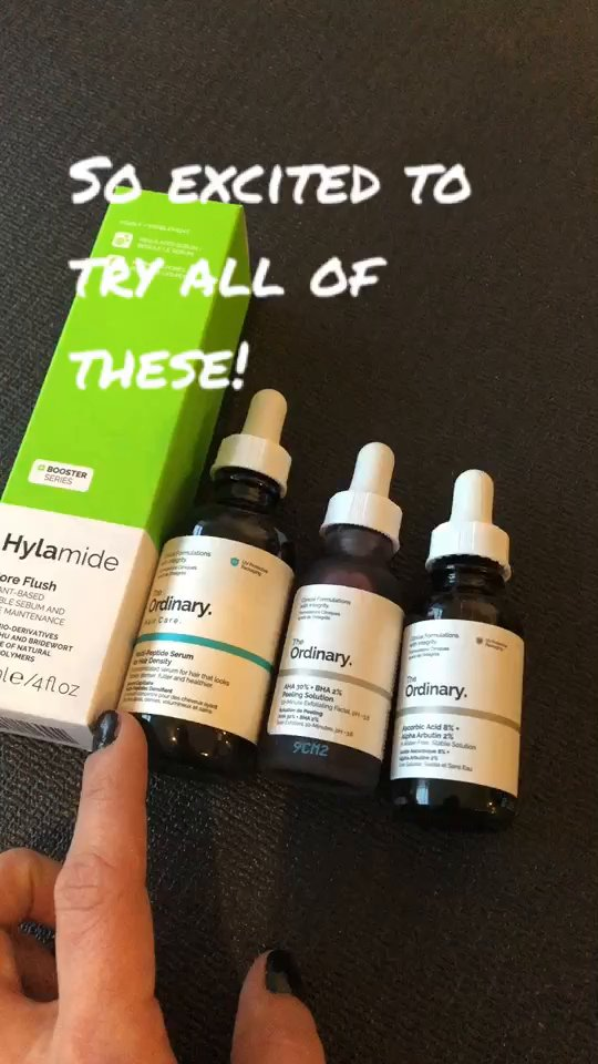 Watch Jessicasmith S Review Of The Ordinary Multi Peptide Serum For Hair Density Supergreat