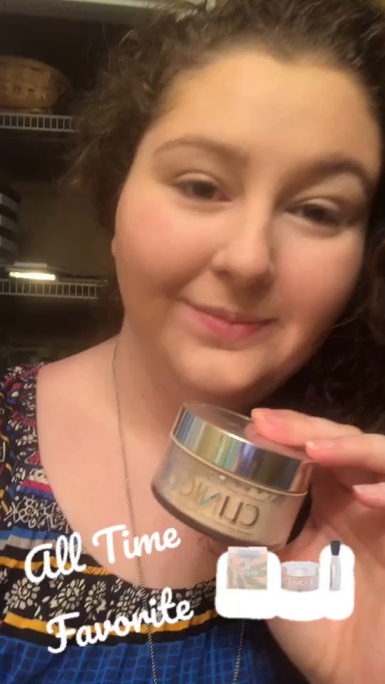 review of Clinique Blended Face Powder and Brush