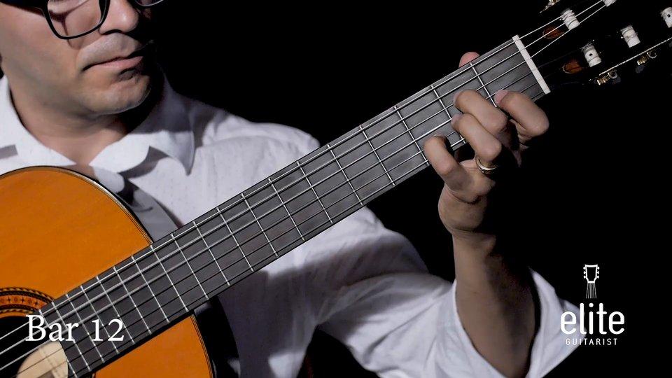 Vals venezolano classical guitar pdf