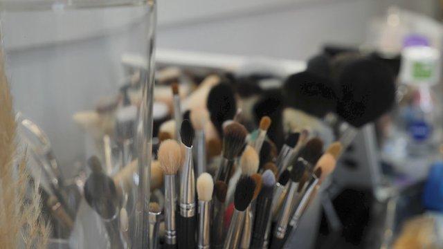 Different Makeup Brushes thumbnail