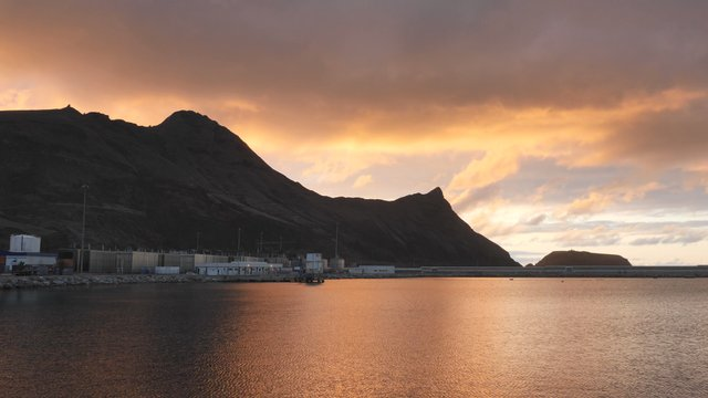 Amazing Evening Sea Landscape  thumbnail