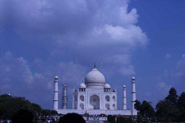 The symbol of love-Taj