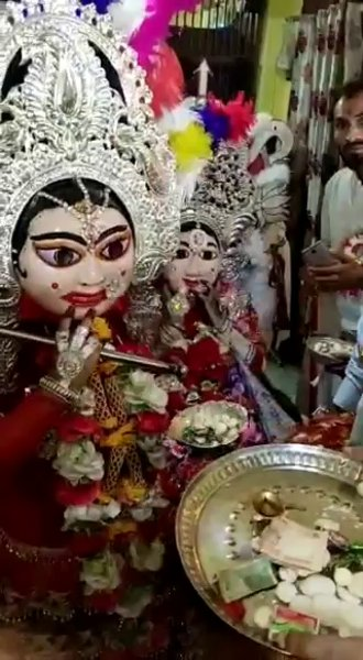 Navratri  in Uttar pradesh