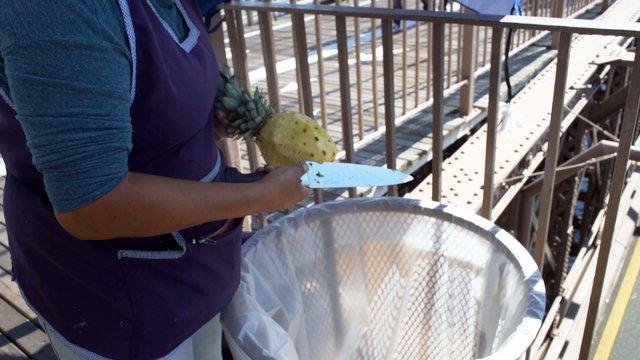 Pineapple Cutting thumbnail