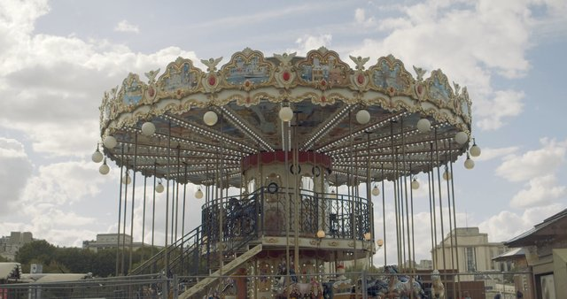 Carrousel in Paris, France thumbnail
