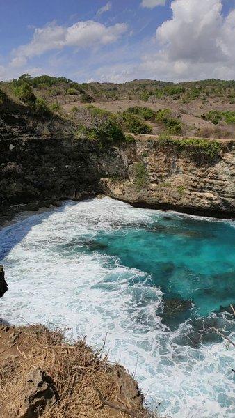 Nusa Penida Island beaches