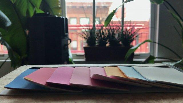 Rainbow Color Samples thumbnail
