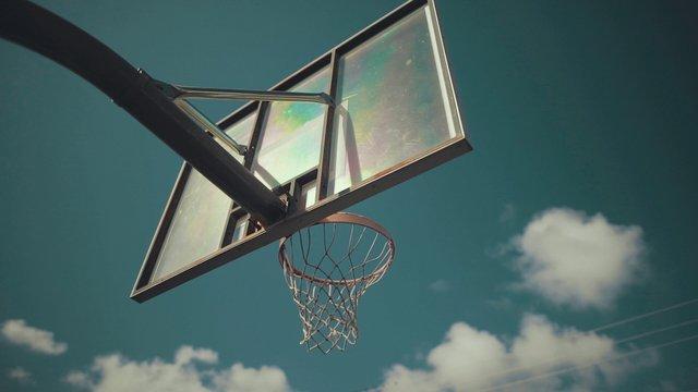 Slowmo Basketball Hoop thumbnail