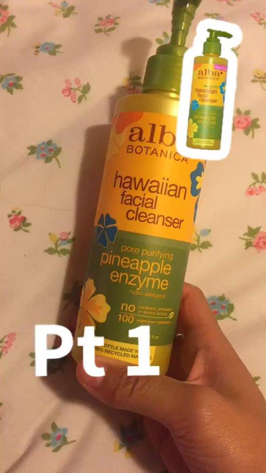 Alba Botanica Alba Botanica Hawaiian, Pineapple Enzyme