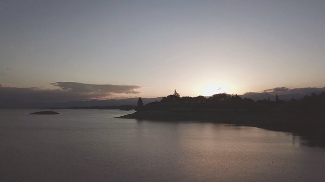 Sunset on the Coastline in Salta, Argentina thumbnail