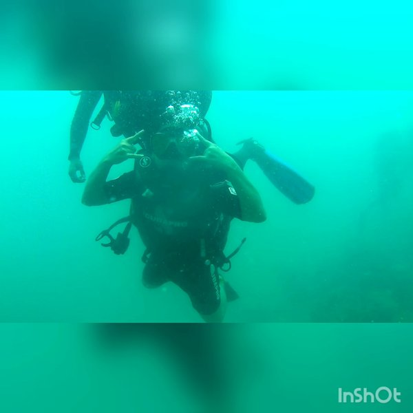 Scuba diving in Havelock island- Nemo reef (2019)