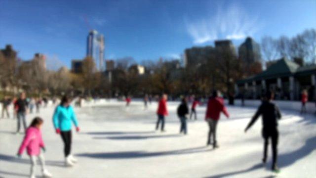 Sunny Ice Skating thumbnail