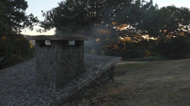 A Smoking Chimney thumbnail