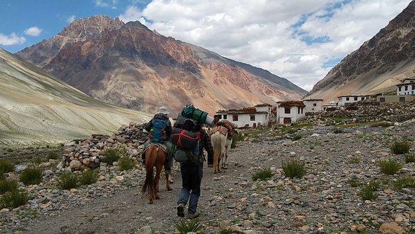 Shingo La, the gateway to hidden kingdom of Zanskar