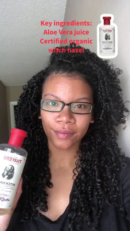 review of Thayers Witch Hazel with Aloe Vera Toner, Rose Petal