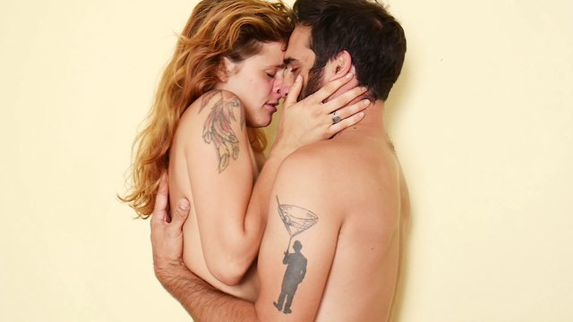 Lovers Kiss Passionately thumbnail