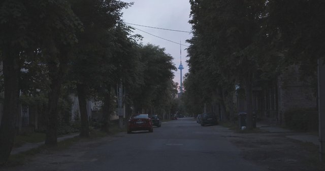 Tower in Žvėrynas Neighborhood  thumbnail