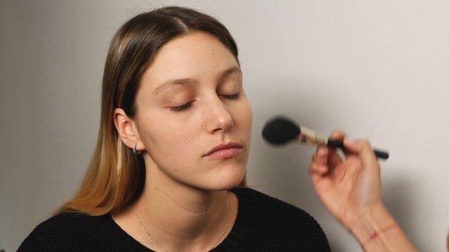 Applying Face Powder On Friend thumbnail