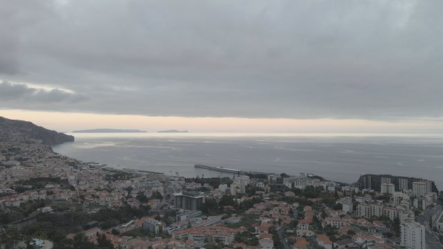 The Landscape of Funchal, Madeira Island thumbnail