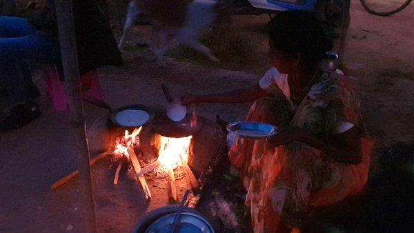 Village Haat..open air bar & kitchen