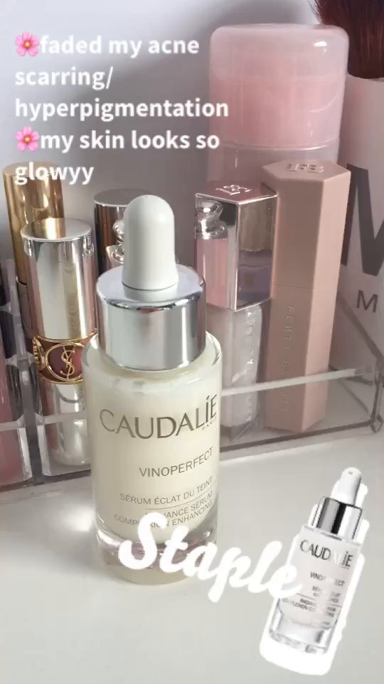 review of Caudalie Vinoperfect Radiance Serum