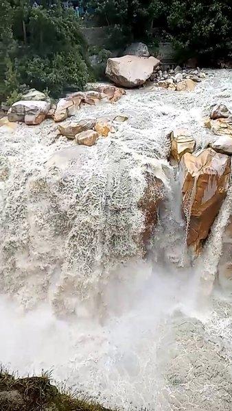 Gangotri suryakund