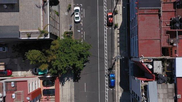 Empty Street In Mexico City  thumbnail