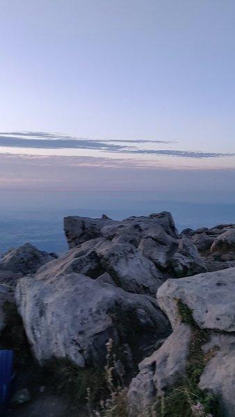 Trekking day to george everest peak