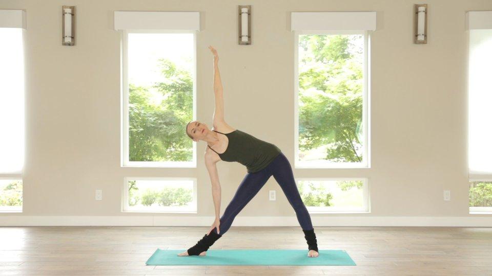 40 Day Beginner Yoga Fusion Uplifted Yoga