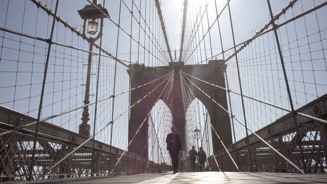 Walking on Bridge thumbnail