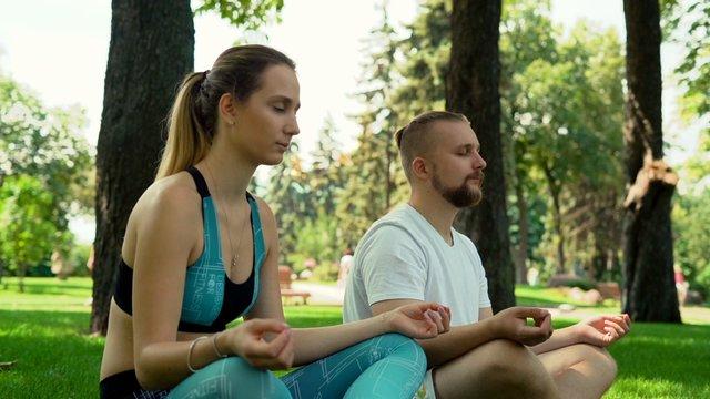 Meditation Couple thumbnail