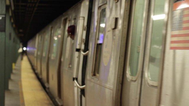Leaving Subway thumbnail