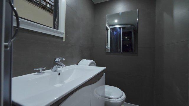 Bathroom Interior Design of Mobile Home  thumbnail