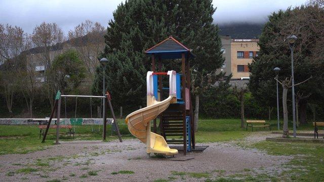 Empty Public Playground thumbnail