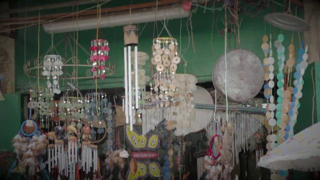 Dream Catchers and Ceiling Decorations thumbnail