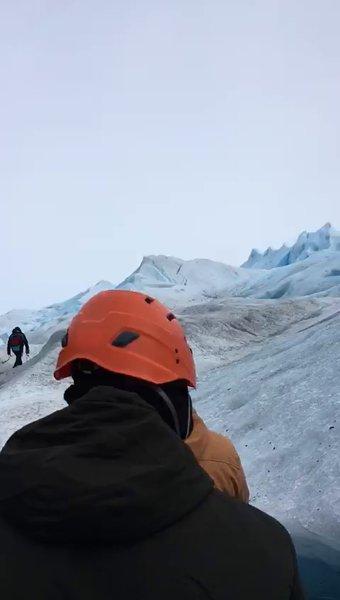 Mesmerizing Patagonia and Perito Moreno glacier trek