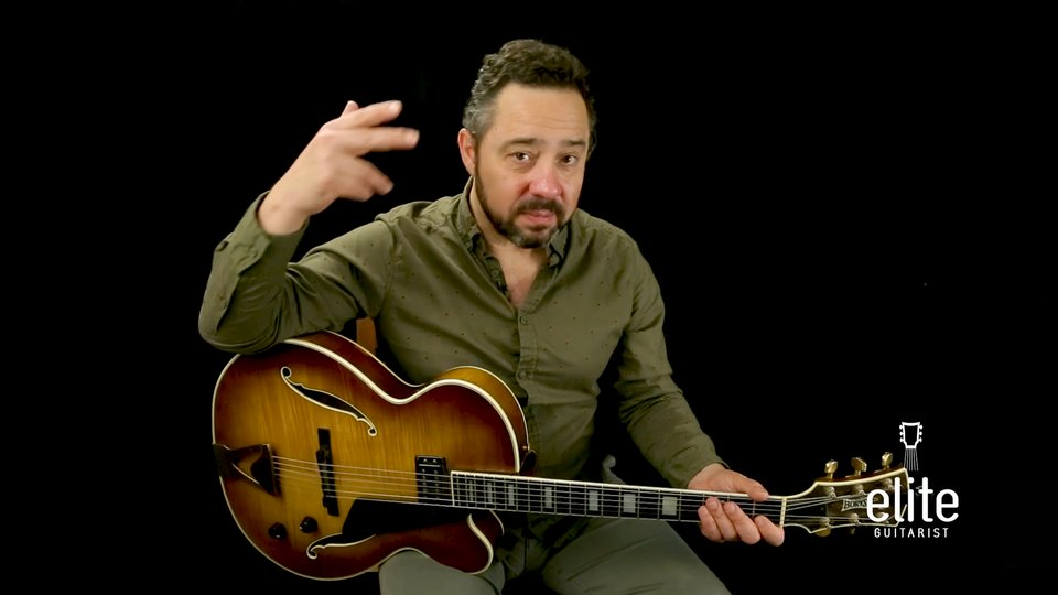 ELITE GUITARIST | USA | Online Jazz Guitar Lessons with