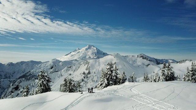 Cinematic Snow Mountain thumbnail
