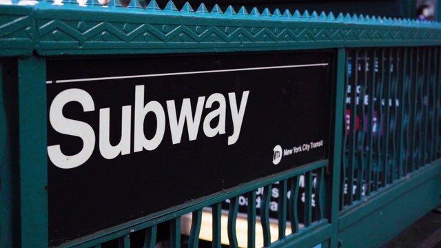 Subway Sign thumbnail