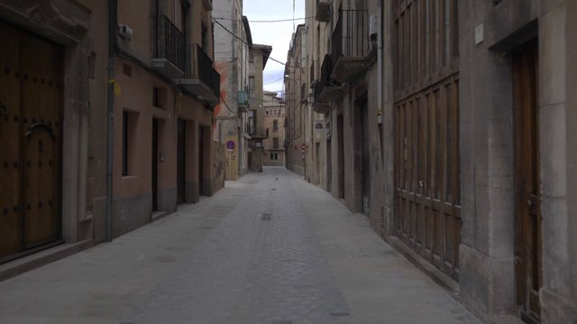 Empty Spanish Historical Center thumbnail