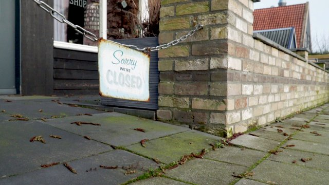 Sorry We're Closed thumbnail