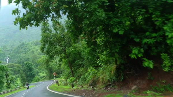 Rider's paradise. Some short glimpses of Malshej Ghat.